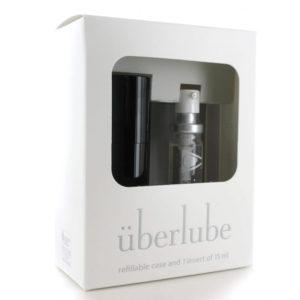 Uberlube - Silicone Lubricant Good-To-Go Black