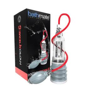 BATHMATE - HYDROXTREME5 PENIS PUMP CRYSTAL CLEAR
