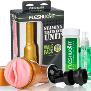 Fleshlight - The Stamina Training Uni set (5 dílný)