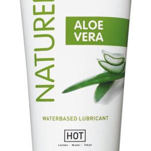 HOT NatureLube Aloe Vera - ubrikant na bázi vody (100 ml)
