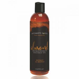 Intimate Earth - Massage Oil Almond 120 ml