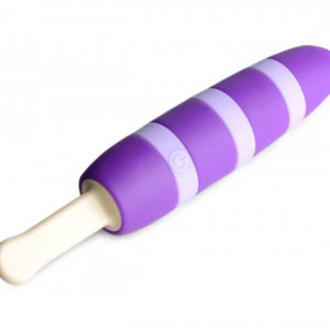 Popsicle Vibrator - Pleasin' Purple