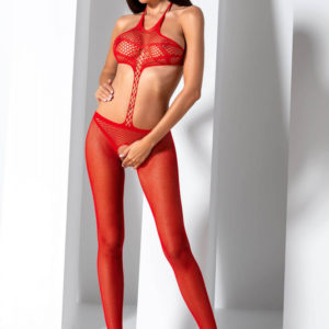 Passion BS080 overall - red