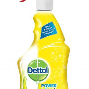 Dettol Power & Fresh - universal surface cleaning spray - lemon-lime (500ml)