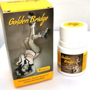 Golden Bridge For Men - přírodní výživový doplněk s rostlinnými výtažky (8ks)