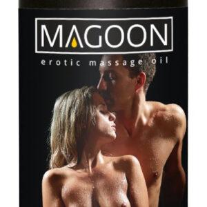 Magoon - masážní olej ambra 100 ml